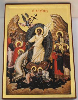"""Εικόνα """"Ανάστασις του Χριστού"""""""