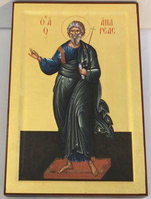 """Εικόνα """"Άγιος Απόστολος Ανδρέας"""""""