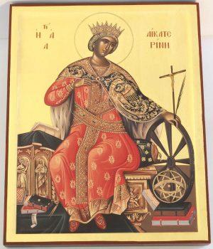 """Εικόνα """"Αγία Αικατερίνη"""""""