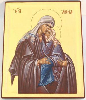 """Εικόνα """"Αγία Άννα"""""""