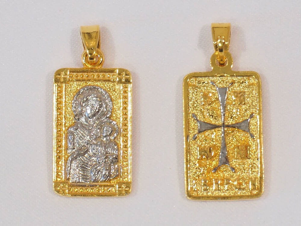 Mother of God Portaitissa of Iviron Monastery
