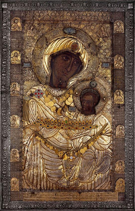 Παναγία Πορταίτισσα Ιερά Μονή Ιβήρων