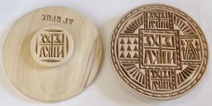 Holy-bread stamp